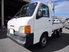 サンバートラックTB 5速マニュアル 4WD