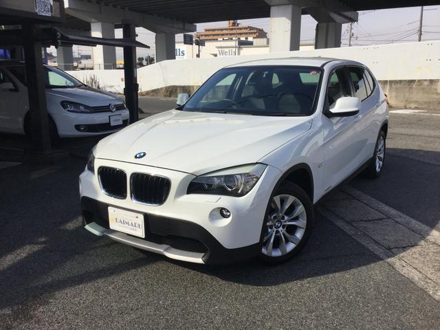 BMW X1 sDrive 18i (検29.8)