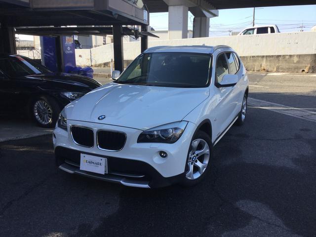 BMW X1 sDrive 18i (検29.9)