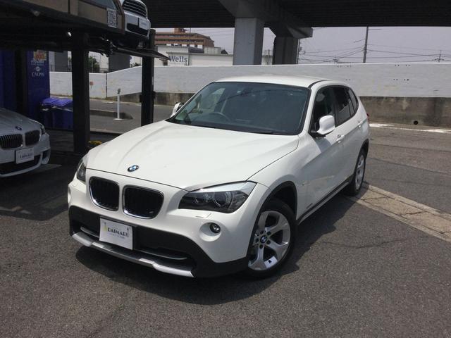 BMW X1 sDrive 18iワンオーナー禁煙車 (車検整備付)