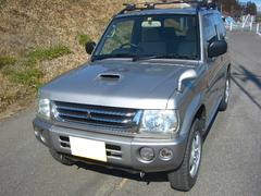 パジェロミニVR 4WD ターボ 5MT タイミングベルト交換済