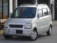 ワゴンRFX 4WD 5MT ワンオーナー