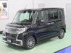 タントカスタムX トップエディションSAIII 届出済 未使用車
