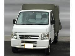 アクティトラック4WD・エアコン・パワステ・ホロ付