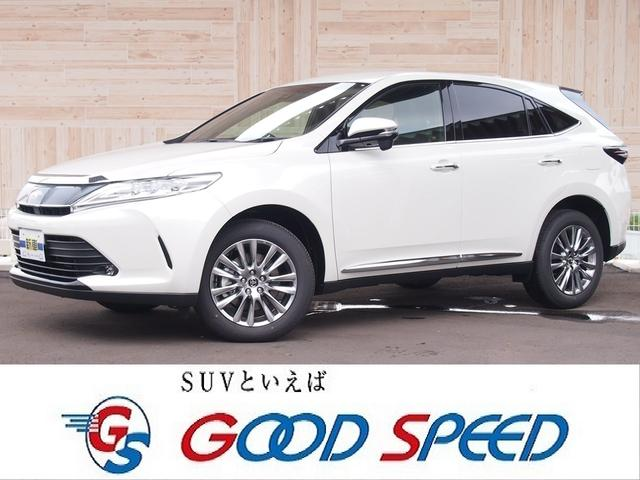 Photo of TOYOTA HARRIER PREMIUM METAL AND LEATHER PACKAGE / used TOYOTA