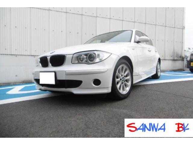 BMW 1シリーズ 116i 純正ホイル ETC (車検整備付)