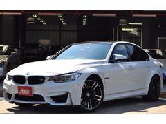 BMWM3 1オーナー アダブティブMサス OP19インチAW