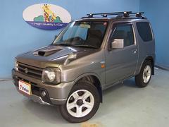 ジムニーワイルドウインド CDMDチューナー 背面タイヤ 4WD