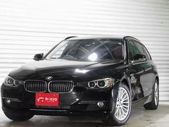 BMW320iツーリング ラグジュアリー レザー 禁煙車