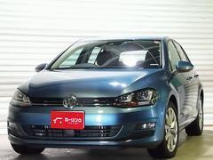 VW ゴルフTSIハイラインBMT 純正フルセグSDナビrPro 禁煙車