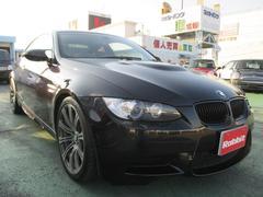 BMWM3クーペ Mドライブ 6速 右ハンドル へレスブラック