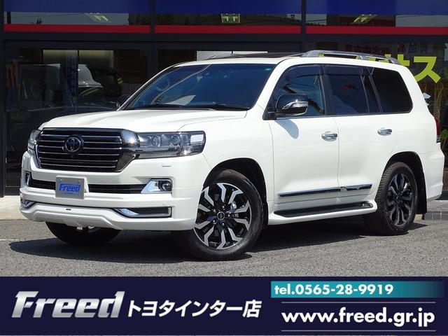 Photo of TOYOTA LAND CRUISER ZX G-FRONTIER / used TOYOTA