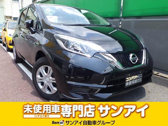 ノート(日産)X 中古車画像