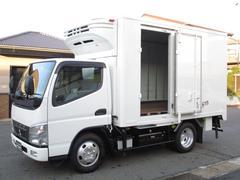 キャンター低温冷蔵冷凍車 スタンバイ304x168x172 4WD