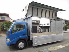 ダイナトラックアルミウイング ワイドロング 3トン 424x209x180