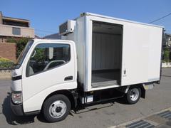 トヨエース低温冷蔵冷凍車 スタンバイ 5t免許 295x171x165