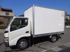 ダイナトラックアルミバン 2t AT5t免許 309x178x185