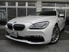 BMW640iグランクーペLCILEDライトSR19AW認定中古車