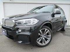 BMW X5xDrive35d MスポーツセレクトP黒革20AW外DTV