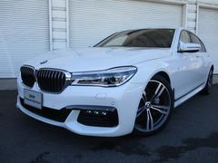 BMW740Li Mスポーツ リアコンフォートスカイラウンジSR
