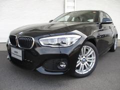 BMW118d MスポーツLEDヘッドパーキングサポート