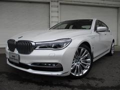BMW740eアイパフォーマンスデザインピュアエクセレンスデモカー