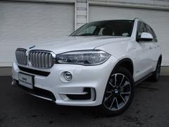 BMW X5xDrive40e LEDヘッドライトセレクトPKG茶レザー