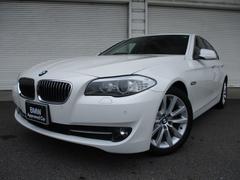 BMW523dブルーパフォーマンスハイラインPKG黒革 認定中古車