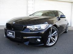 BMW428iクーペMスポーツHUD19AW1オーナー認定中古車