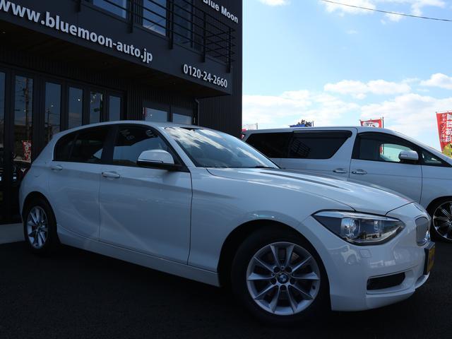 BMW 1シリーズ 116i スタイル1オーナー純正ナビBカメラi...