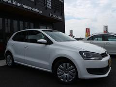VW ポロTSIコンフォートライン1オーナーディーラー車右ハンドル