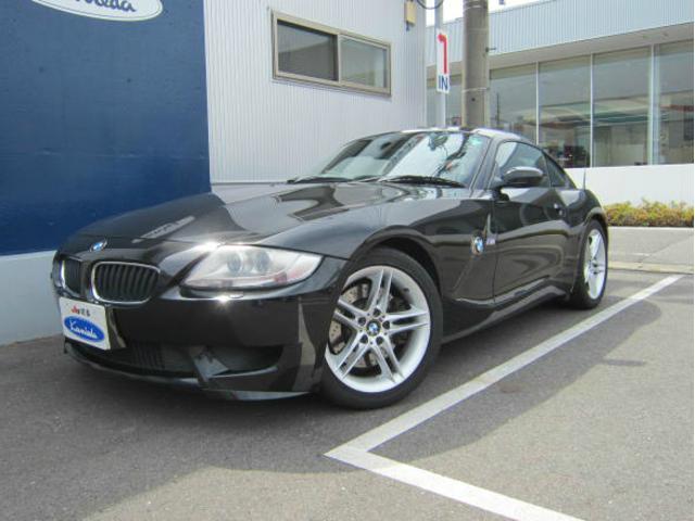 BMW Z4 Mクーペ 純正HDDナビ・6連奏CD・18アルミ 6...