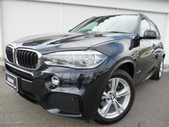 BMW X5xDrive35d Mスポーツ黒革ACC禁煙1オナ認定中古車