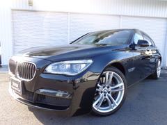 BMWアクティブハイブリッド7Mスポーツ20AW黒革認定中古車
