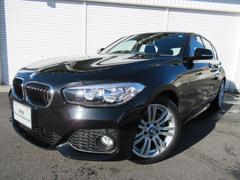 BMW118d Mスポーツ17AW Pサポートデモカー認定中古車