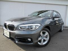 BMW118d スポーツPサポートLEDデモカー認定中古車
