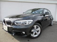 BMW118d スポーツコンフォートPサポートデモカー認定中古車