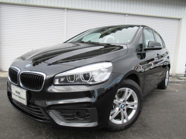 BMW 2シリーズ 218dアクティブツアラーコンフォートPサポデ...