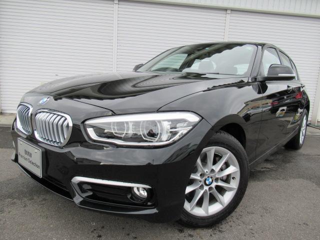 BMW 1シリーズ 118i スタイルLEDライト禁煙デモカー認定...