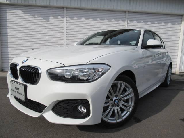 BMW 1シリーズ 118d MスポーツパーキングサポートPデモカ...
