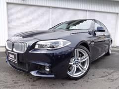 BMWアクティブハイブリッド5 MスポーツSR19AW黒革LED