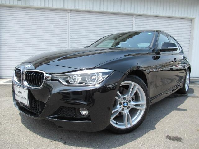 BMW 320i Mスポーツ後期直噴ターボEGデモカー認定中古車
