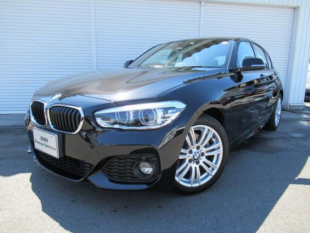 BMW 118d Mスポーツ後期ナビパーキングサポートP認定中古車