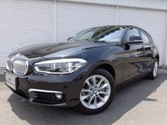 BMW118d スタイルコンフォートPサポート禁煙1オナ認定中古車
