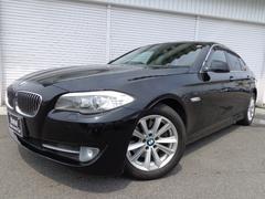 BMW523i ハイライン黒革電動S直4ターボEG禁煙認定中古車