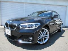 BMW118d Mスポーツ18AWコンフォートPサポート認定中古車