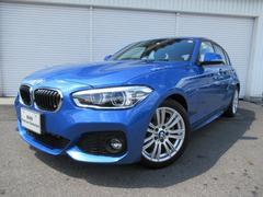 BMW118i MスポーツアドバンスドパーキングサポP認定中古車
