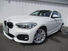 BMW118i MスポーツLEDクルコン17AWデモカー認定中古車