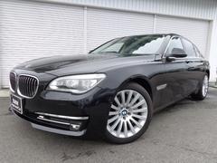 BMW740iエクスクルーシブエディションLED禁煙認定中古車
