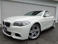 BMW523dエクスクルーシブスポーツ19AW禁煙1オナ認定中古車